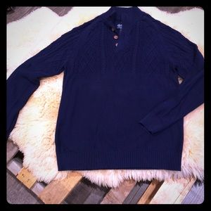 Men's American Rag Cable Knit Sweater